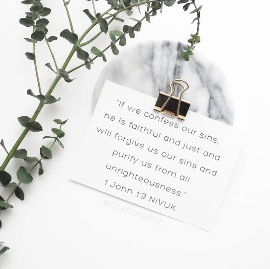 1 John 1:9 NIVUK